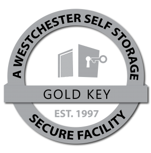 Peekskill Self Storage a Westchester Self Storage facility grey logo