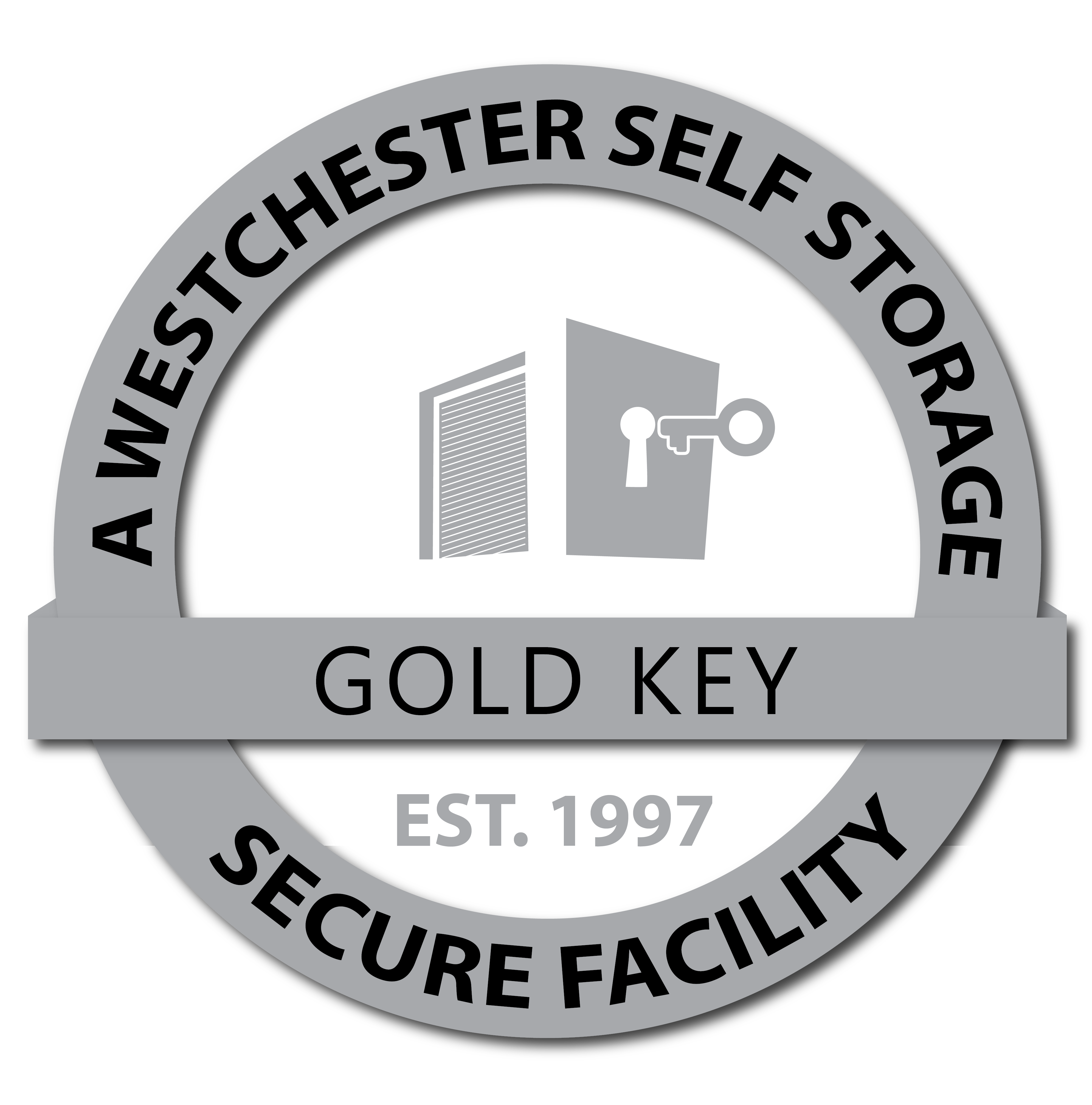 ABOUT US Westchester Self Storage Grey Logo